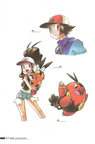 PokeSP Illustrations p47