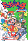 Pokemon Adventures volume 21 cover
