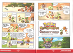 Pokemon Mystery Dungeon - Explorers of Darkness Explorer's Guide manga