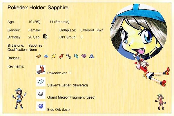 Anniversaires des personnages Sapphire_Profile