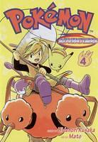 Pokémon Adventures Vol. 04